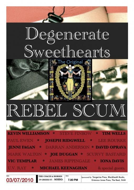 Degenerate sweethearts & rebel scum - 3:AM Magazine