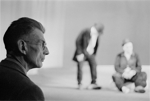 blanchot beckett essay Maurice blanchot: saboteur of the writers' war out that blanchot's essay was a thinly veiled allegory of oblique style of samuel beckett that advanced.