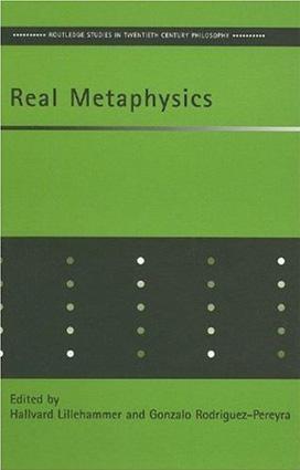 essay concerning metaphysics and even nominalism