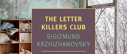 The Letter Killers Club - A review