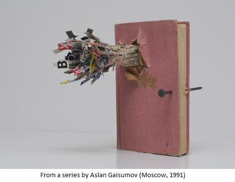 Aslan Gaisumov - Untitled (War), 1991