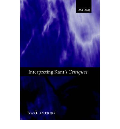 essays on kants ethics