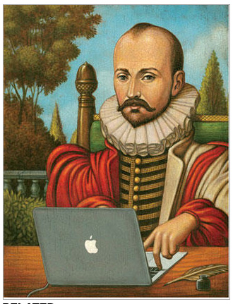 montaigne essays of experience summary
